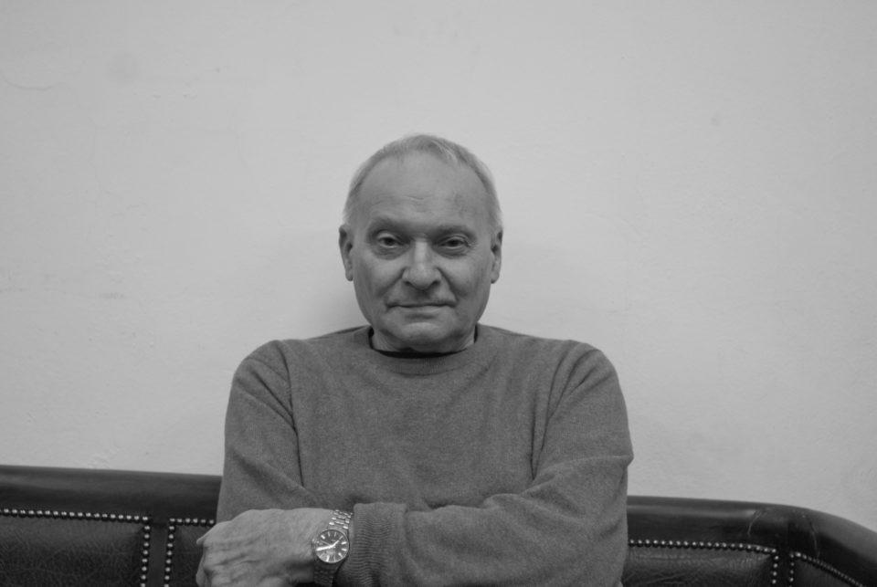 Ladislav Smoček, 50 let, Činoherní klub, divadlo, spisovatel, dramatik, režisér.