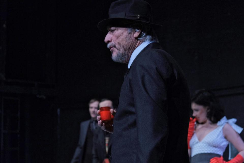 F. M. Dostojevskij: BRATŘI KARAMAZOVI. Juraj Kukura  foto: Oleg Vojtíšek