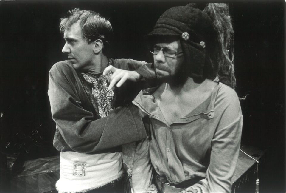Francis Beaumont – John Fletcher: KRÁL NEKRÁL