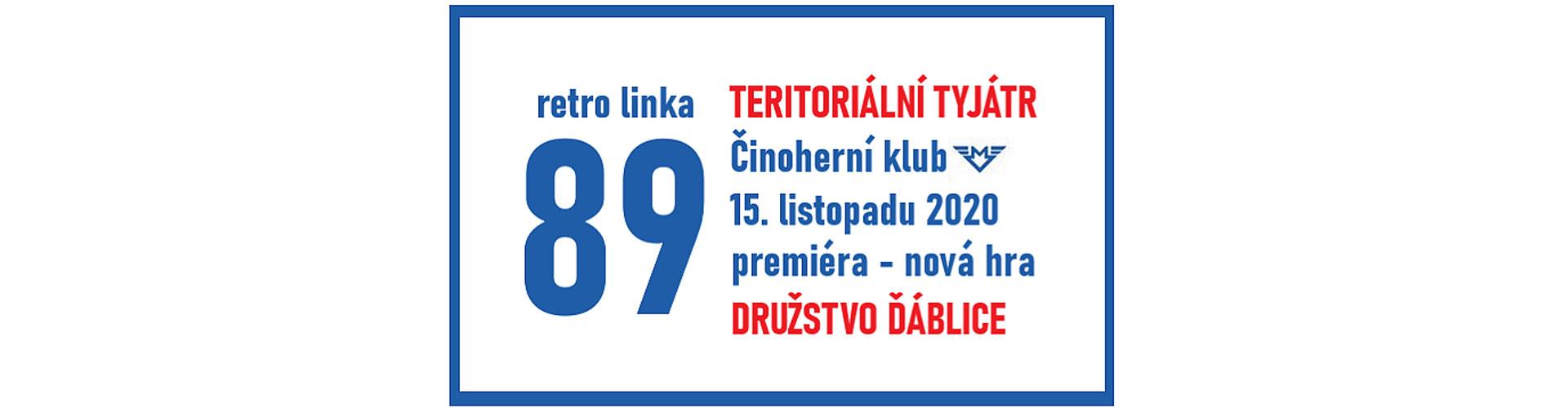 Družstvo Ďáblice / ČK uvádí
