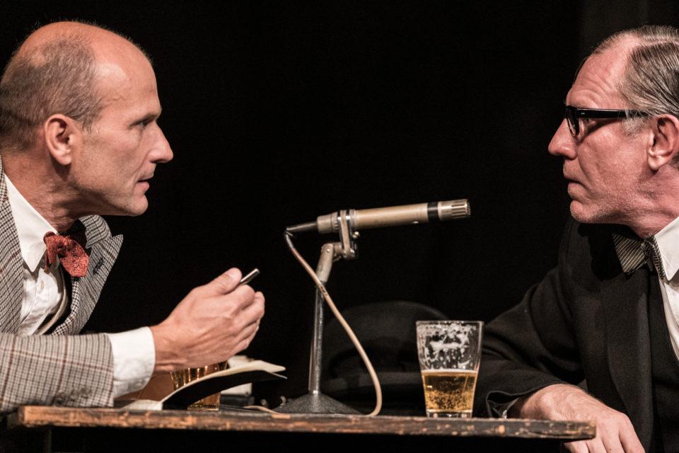 Martin McDonagh: KATI. Dalibor Gondík, Martin Finger  foto: Pavel Nesvadba