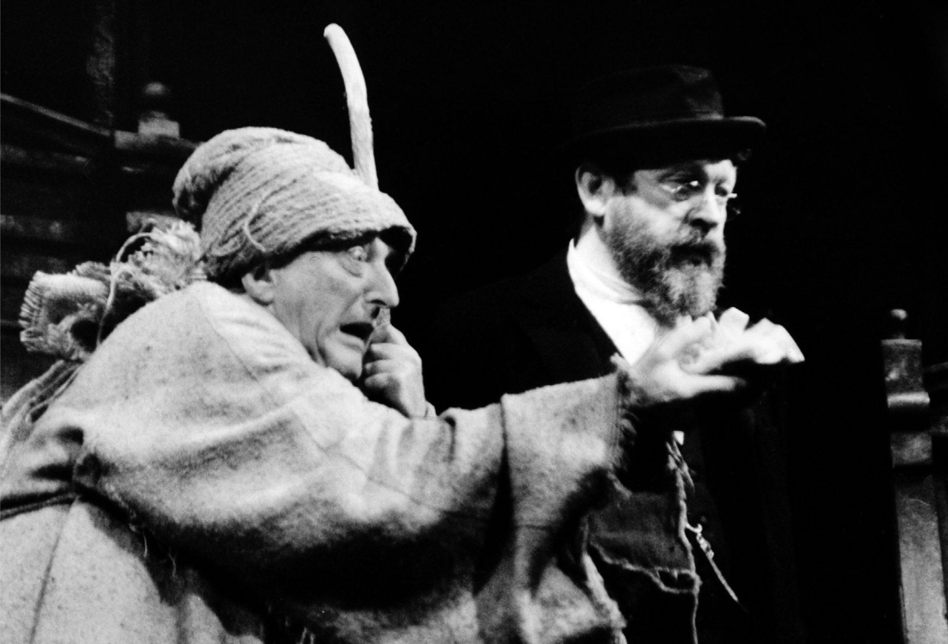 12_Mumraj. Nikita Lev Birinskij: Mumraj (režie Ladislav Smoček, 1991; sJiřím Zahajským) Foto Karel Meister