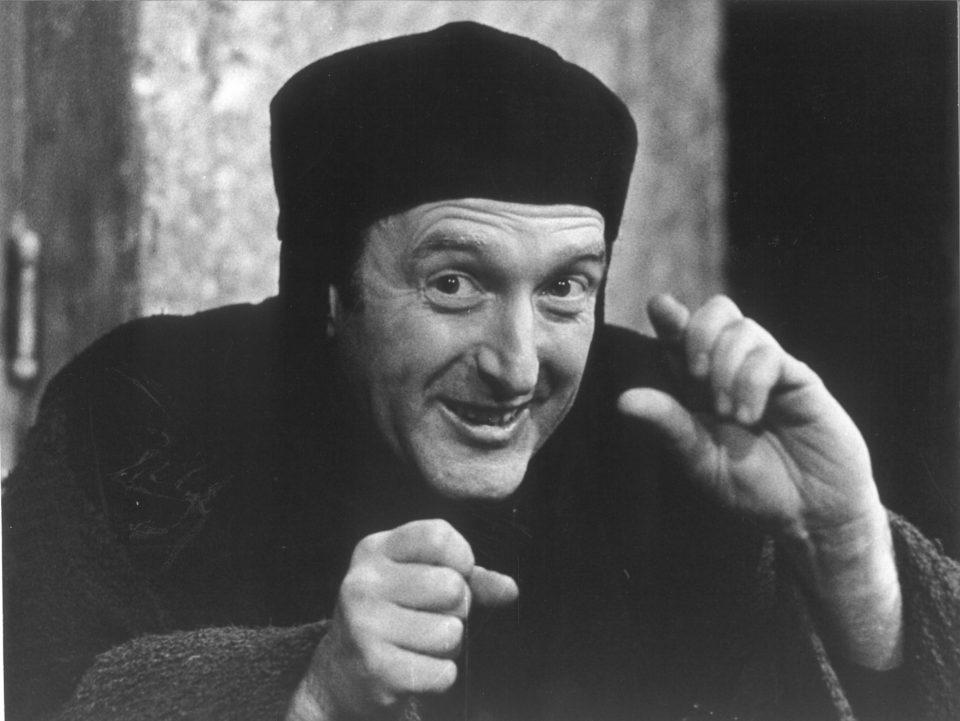 3_Mandragora. Pan Mikula Niccolò Machiavelli: Mandragora (režie Jiří Menzel, 1965) Foto Miloň Novotný