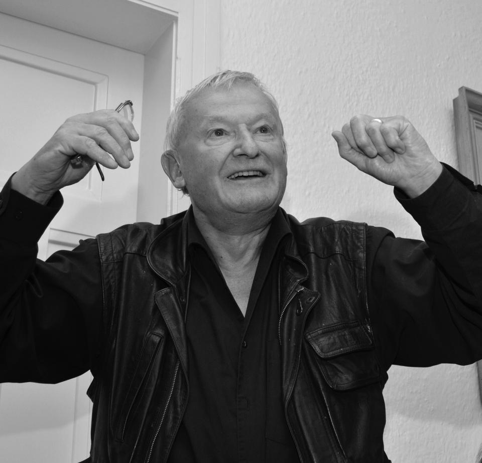 Profesor Jan Císař