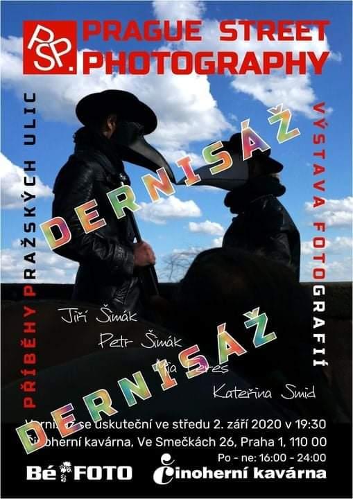 Plakát Dernisáž.